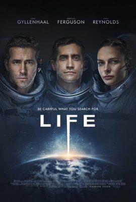 Xem phim Mầm Sống Hiểm Họa – Life (2017)