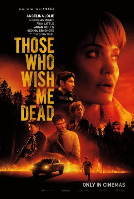 Xem phim Kẻ nguyền ta chết – Those Who Wish Me Dead (2021)