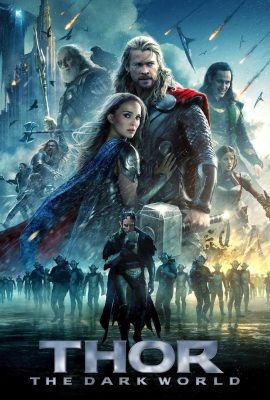 Xem phim Thor 2: Thế giới Bóng tối – Thor: The Dark World (2013)