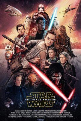 Xem phim Chiến tranh giữa các vì sao: Tập 7 – Thần lực thức tỉnh   Star Wars: Episode VII – The Force Awakens (2015)