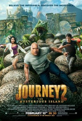 Xem phim Hòn đảo huyền bí 2 – Journey 2: The Mysterious Island (2012)