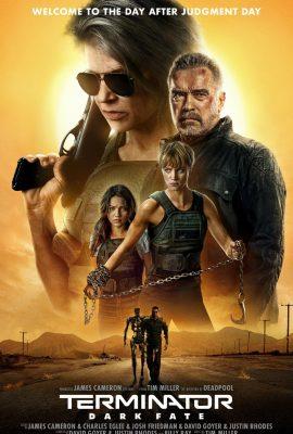 Xem phim Kẻ Hủy Diệt: Vận Mệnh Đen Tối – Terminator: Dark Fate (2019)