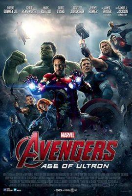 Xem phim Biệt Đội Siêu Anh Hùng 2 : Đế Chế Ultron – Avengers: Age of Ultron (2015)