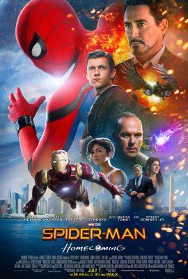 Xem phim Người Nhện: Trở về nhà – Spider-Man: Homecoming (2017)