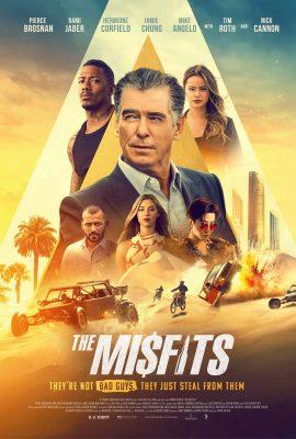 Xem phim Những Kẻ Xấu Xa – The Misfits (2021)