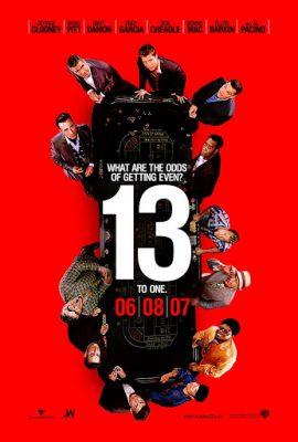 Xem phim Mười hai tên cướp thế kỷ – Ocean's Thirteen (2007)