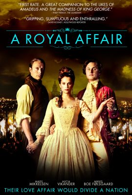 Xem phim Chuyện Tình Hoàng Gia – A Royal Affair (2012)