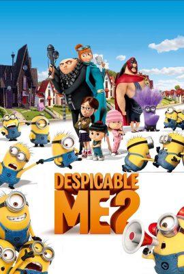 Xem phim Kẻ trộm mặt trăng 2 – Despicable Me 2 (2013)