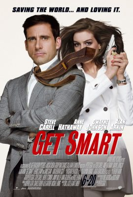 Xem phim Điệp Viên 86 – Get Smart (2008)