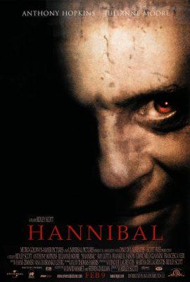 Xem phim Kẻ Ăn Thịt Người – Hannibal (2001)