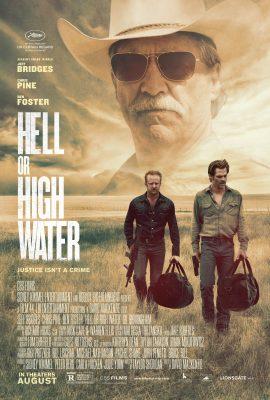 Xem phim Không lùi bước – Hell or High Water (2016)