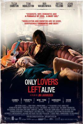 Xem phim Chỉ những người yêu nhau sống sót – Only Lovers Left Alive (2013)
