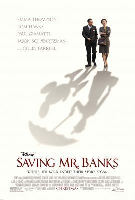 Xem phim Cuộc giải cứu thần kỳ – Saving Mr. Banks (2013)