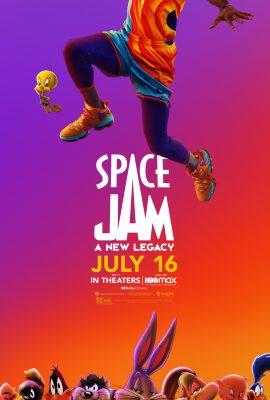 Xem phim Space Jam: Kỷ nguyên mới – Space Jam: A New Legacy (2021)