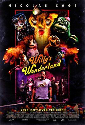 Xem phim Xứ Sở Diệu Kỳ Của Willy – Willy's Wonderland (2021)