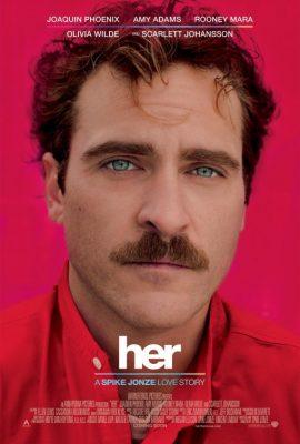Xem phim Cô Ấy – Her (2013)