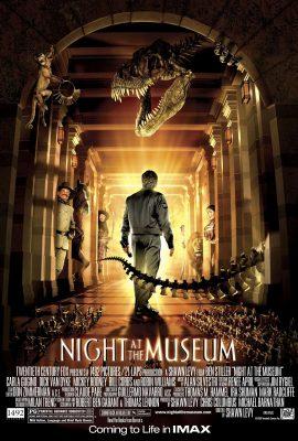 Xem phim Đêm trong Viện Bảo Tàng – Night at the Museum (2006)