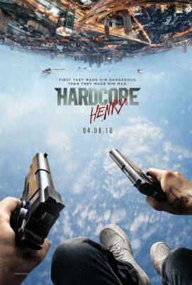 Xem phim Herry Mãnh Lực – Hardcore Henry (2015)