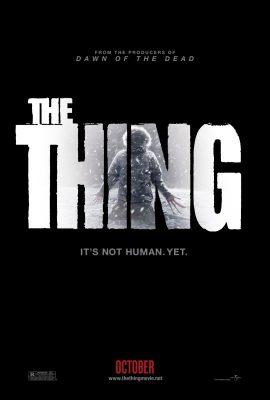 Xem phim Quái Vật Kinh Dị – The Thing (2011)