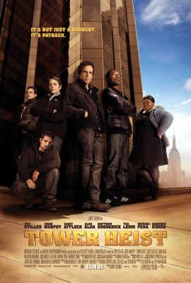 Xem phim Siêu Trộm Nhà Chọc Trời – Tower Heist (2011)