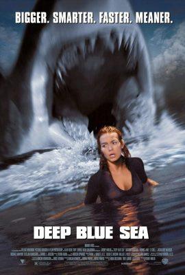 Xem phim Biển Xanh Sâu Thẳm – Deep Blue Sea (1999)