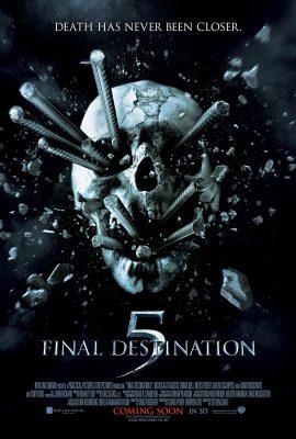 Xem phim Đích Đến Cuối Cùng – Final Destination 5 (2011)