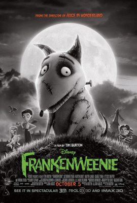 Xem phim Chó ma Frankenweenie (2012)