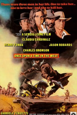 Xem phim Thuở Ấy Miền Tây – Once Upon a Time in the West (1968)