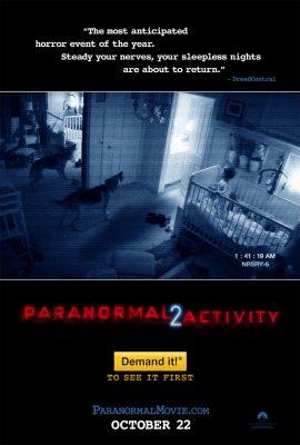 Xem phim Hiện Tượng Siêu Nhiên 2 – Paranormal Activity 2 (2010)