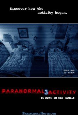 Xem phim Hiện Tượng Siêu Nhiên 3 – Paranormal Activity 3 (2011)