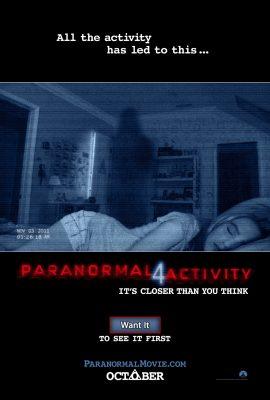 Xem phim Hiện Tượng Siêu Nhiên 4 – Paranormal Activity 4 (2012)