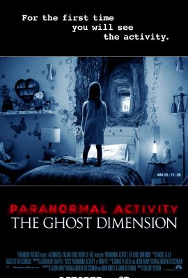 Xem phim Hiện Tượng Siêu Nhiên 6: Không Gian Ma – Paranormal Activity: The Ghost Dimension (2015)