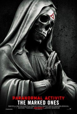 Xem phim Hiện Tượng Siêu Nhiên 5: Vết Cắn của Quỷ – Paranormal Activity: The Marked Ones (2014)