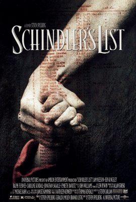 Xem phim Bản Danh Sách của Schindler – Schindler's List (1993)