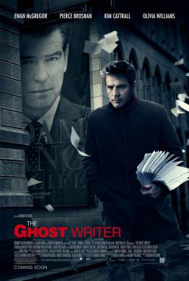 Xem phim Người Chấp Bút  – The Ghost Writer (2010)