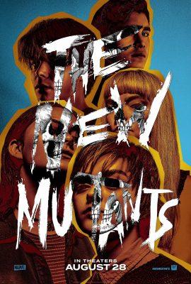 Xem phim Dị Nhân Thế Hệ Mới – The New Mutants (2020)