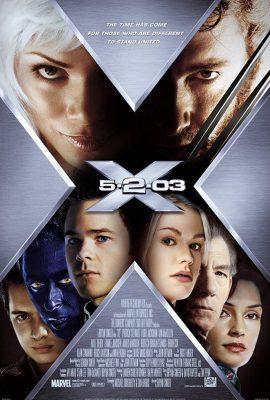 Xem phim Dị Nhân 2: Liên Minh Dị Nhân – X2: X-Men United (2003)