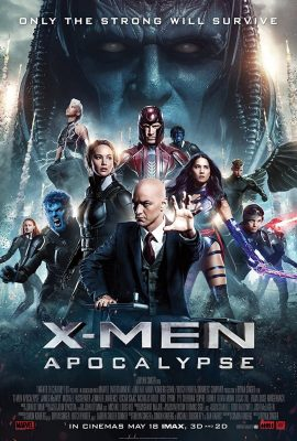 Xem phim Dị Nhân: Cuộc chiến chống Apocalypse – X-Men: Apocalypse (2016)