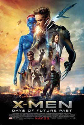 Xem phim Dị Nhân: Ngày cũ của tương lai – X-Men: Days of Future Past (2014)