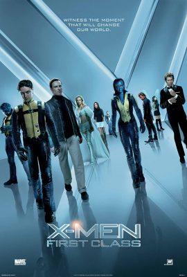 Xem phim Dị Nhân: Thế hệ thứ nhất – X-Men: First Class (2011)