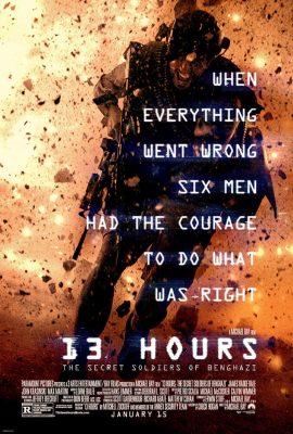 Xem phim 13 giờ: Lính ngầm Benghazi – 13 Hours: The Secret Soldiers of Benghazi (2016)