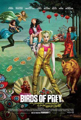 Xem phim Cuộc lột xác huy hoàng của Harley Quinn – Birds of Prey (2020)