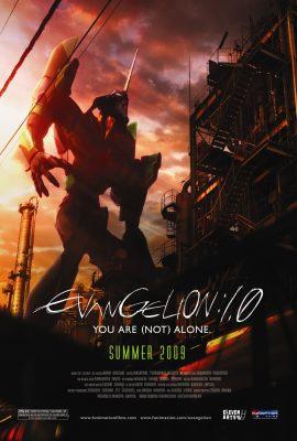 Xem phim Evangelion: Không Đơn Độc – Evangelion: 1.0 You Are (Not) Alone (2007)