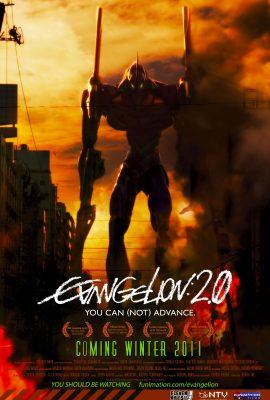 Xem phim Evangelion 2.0: Không Lùi Bước – Evangelion: 2.0 You Can (Not) Advance (2009)