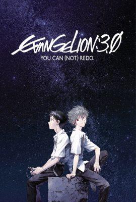 Xem phim Evangelion 3.0: Không Thể Làm Lại – Evangelion: 3.0 You Can (Not) Redo (2012)