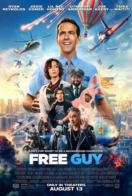 Giải Cứu 'Guy' – Free Guy (2021)'s poster