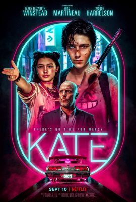 Kate (2021)'s poster