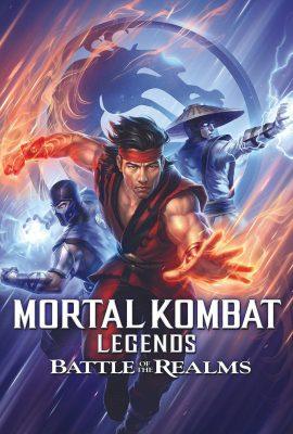 Xem phim Huyền Thoại Rồng Đen: Cuộc Chiến Của Các Vương Quốc – Mortal Kombat Legends: Battle of the Realms (2021)