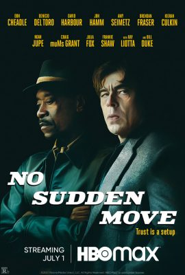 Xem phim Sập Bẫy – No Sudden Move (2021)