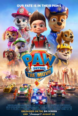 Xem phim PAW Patrol: Đội Đặc Nhiệm Siêu Đẳng – PAW Patrol: The Movie (2021)
